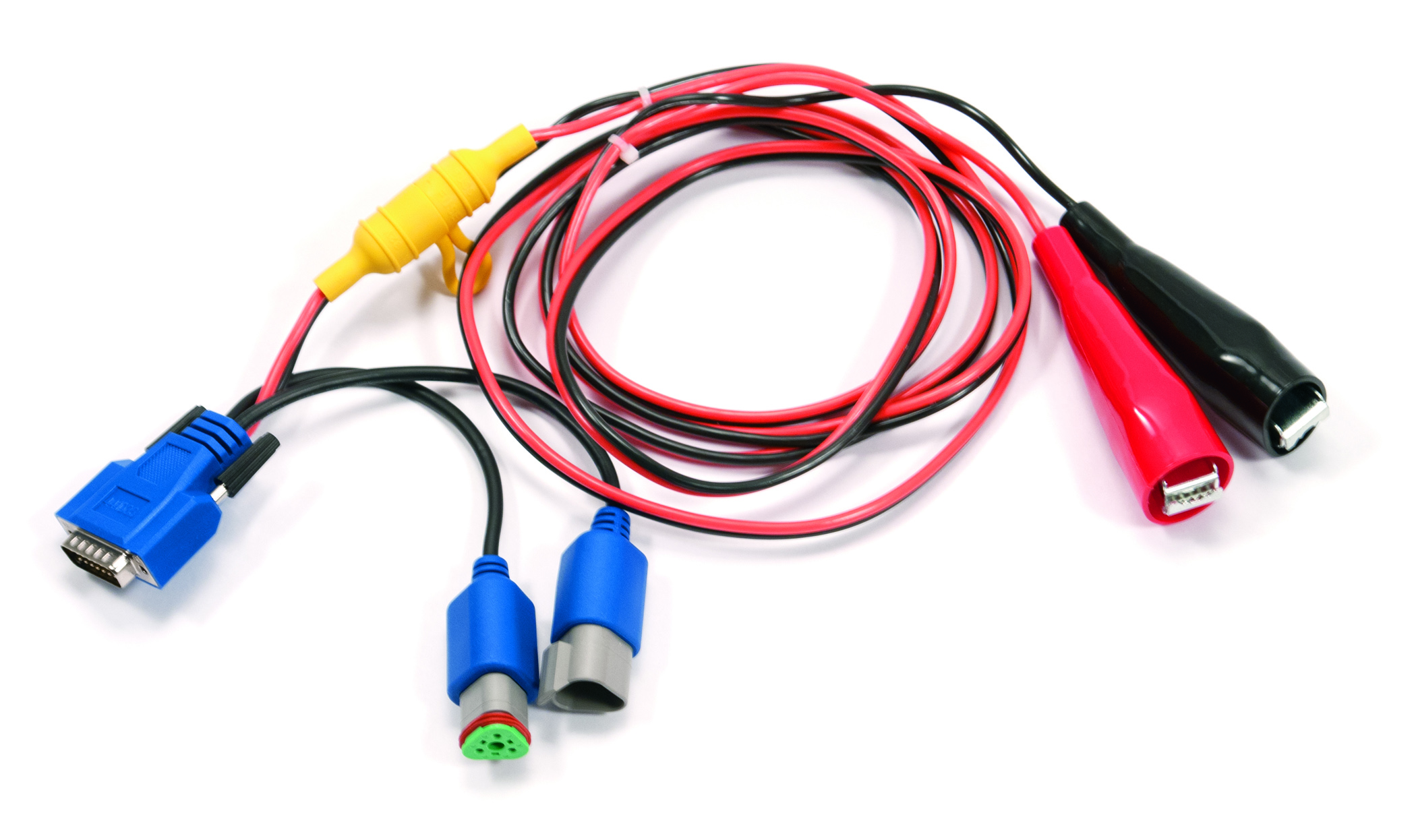 Catalog Cables Accessories Deutsch Wiring Harness 3 Pin