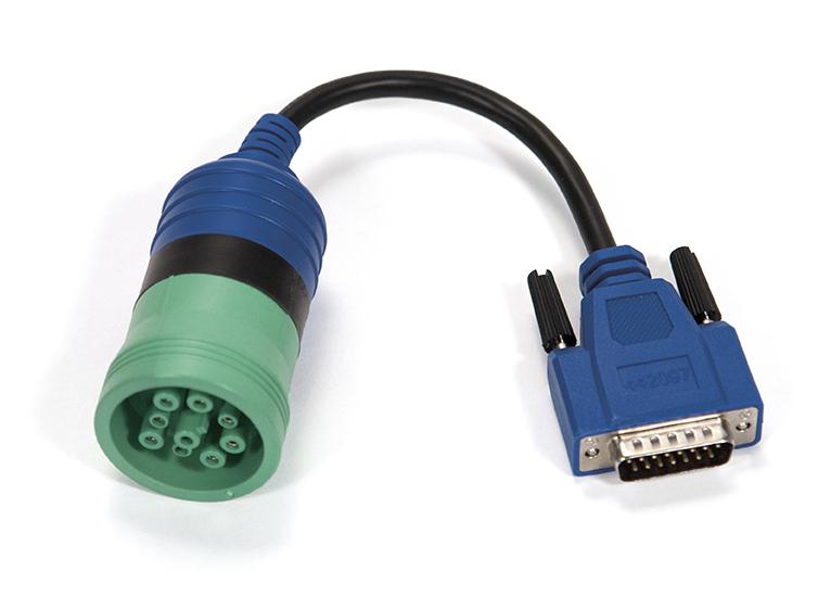 9-pin Deutsch Adapter