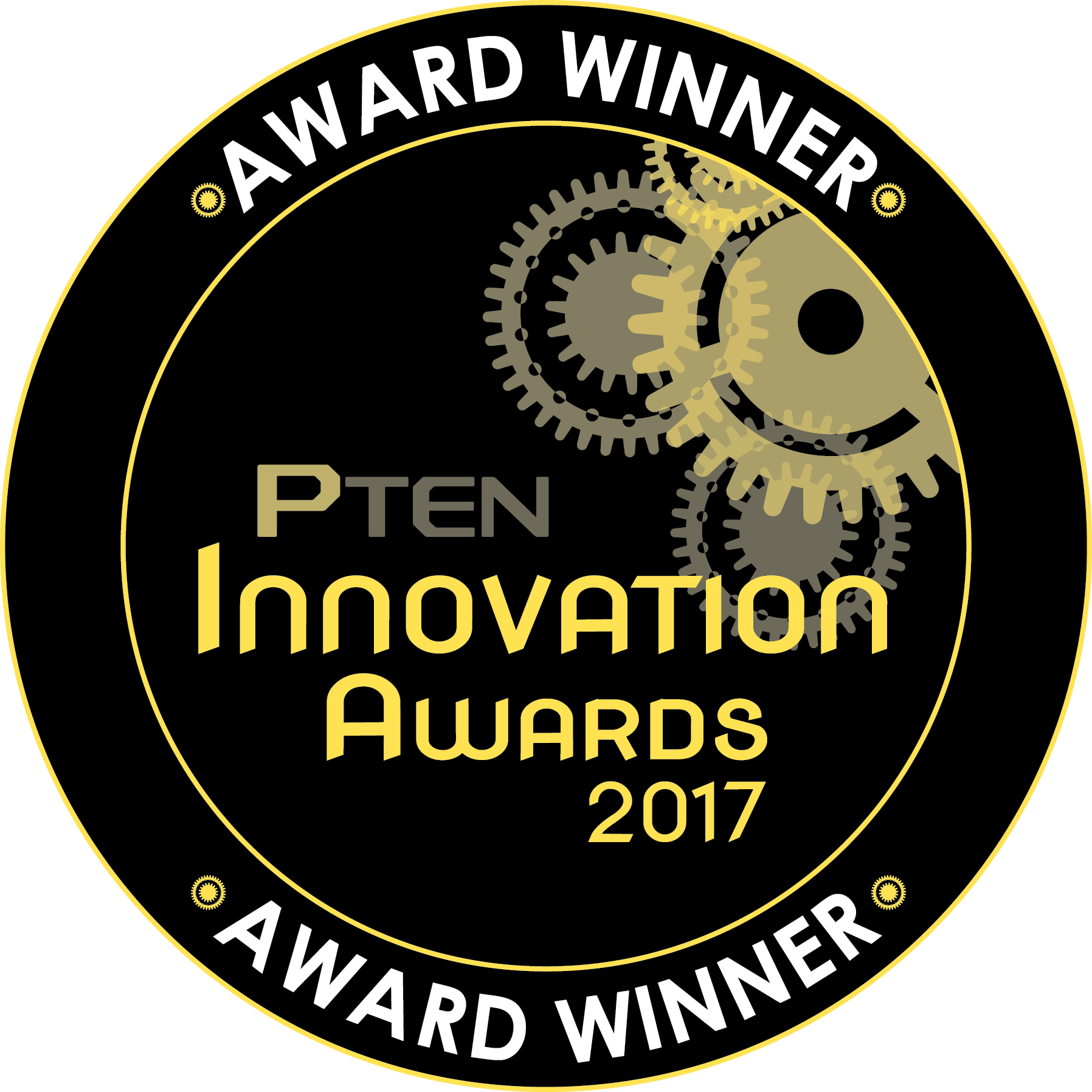 2017 PTEN Innovation Award Winner